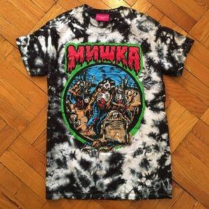 Mishka Tie-Die Shirt